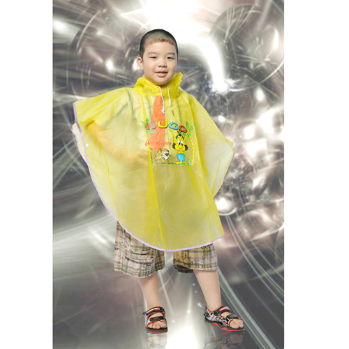 Children Raincoat 11